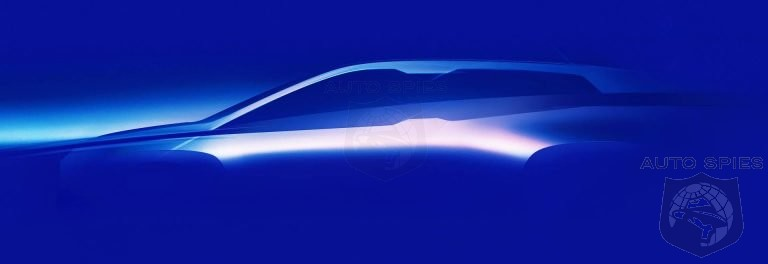 BMW's Teases Next Move In The EV Segment, The iNEXT Concept