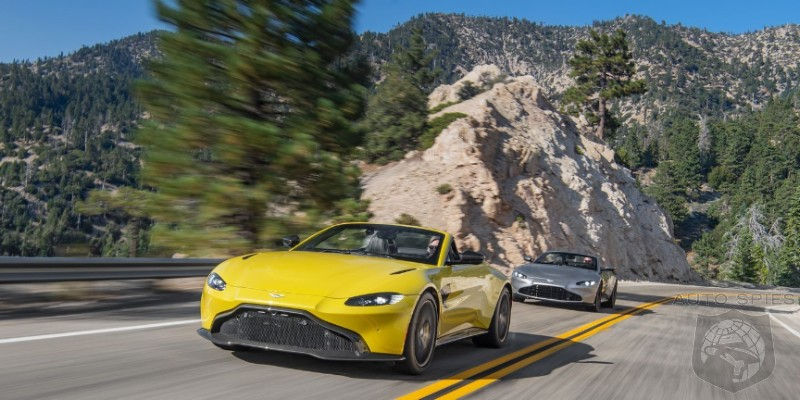 Mercedes increases stake in Aston Martin to 20% - Access to new technologies included