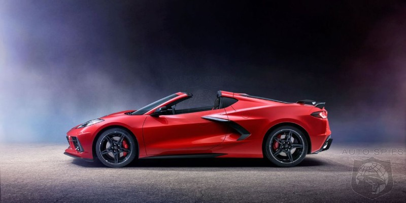 2020 C8 Corvette To Come In 3 Trim Levels And Start At $59,995
