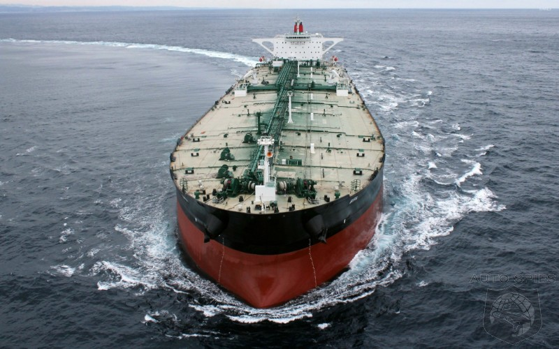 Tanker Ships Forced To Change Course As Gas Glut Returns