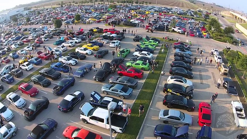 Hooligans Have Made Cars And Coffee An Endangered Event