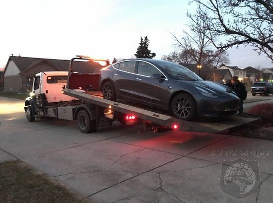 Car And Driver Long Term Model 3 Suffers Catastrophic Failure With Only 5,200 Miles Under The Belt