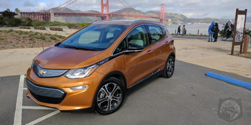 Tax Credits Run Dry On GM Electric Vehicles, Is The Party Over?