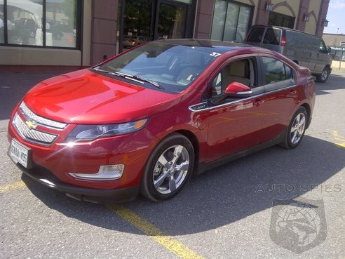 GM Asking 4,000 2013 Volt Owners To Return Vehicles To Repair Shutdown Issue