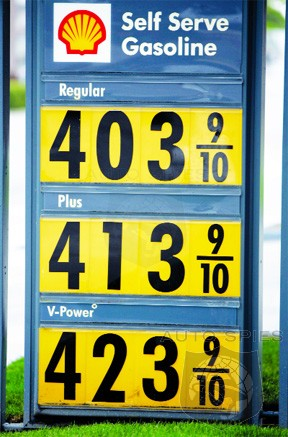 Proposed EPA Rules Will Raise Gas Prices Even Further