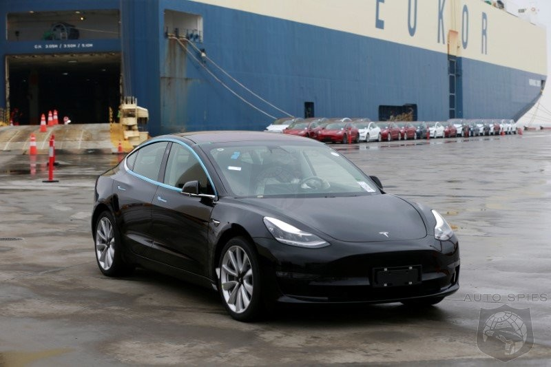 The Flood Gates Open After China Lifts Model 3 Suspension