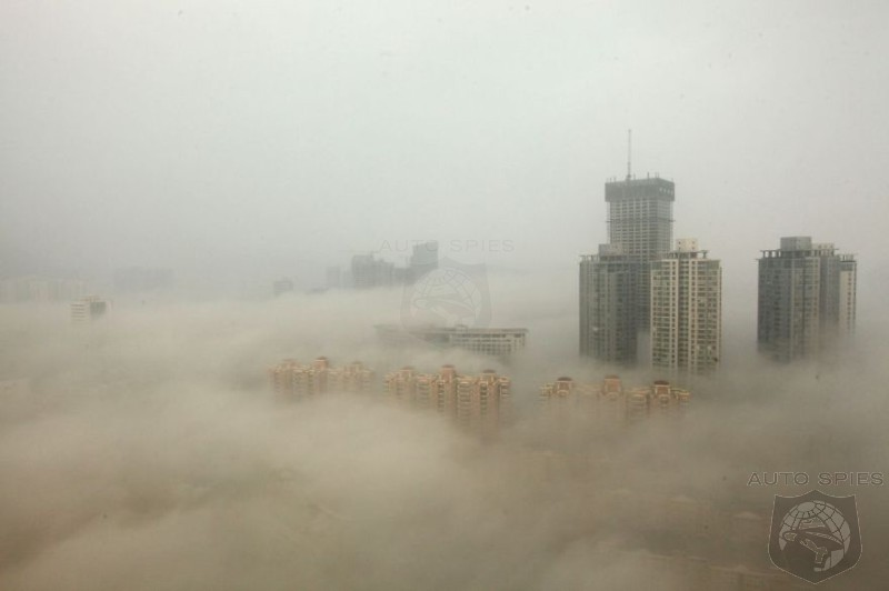 China To Ban Fossil Fuel Vehicles - The Question Is How Soon?