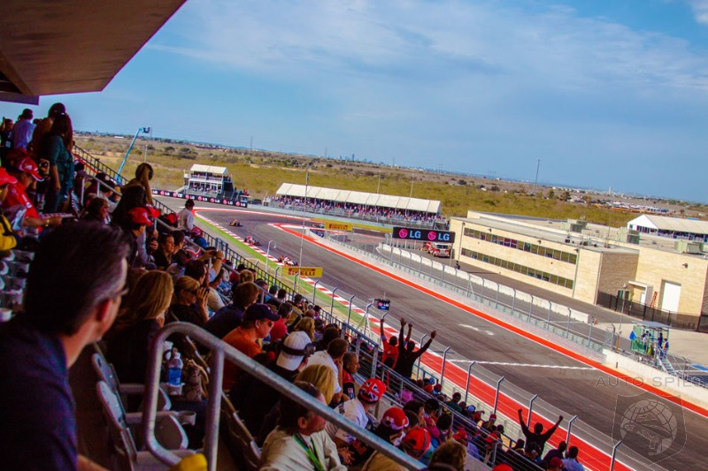 Texas Comes Out On Short End Of The Stick With 2015 F1 Event