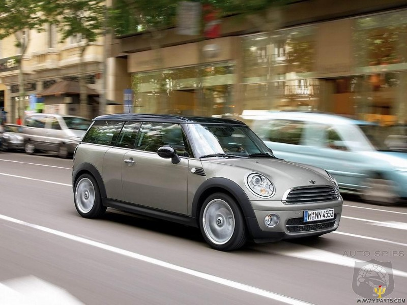 MINI Ceases Production Of Clubman Model Ahead Of Schedule