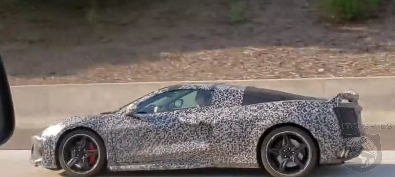 Hear The Roar: Video Of Mid-Engined Corvette Finally Captures The V8 Throaty Sound