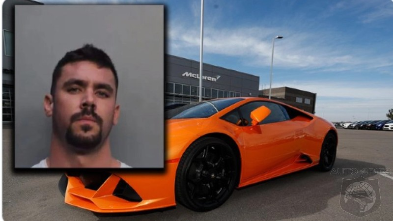 Justice Department Goes After Man That Bought Lamborghini With COVID-19 Check