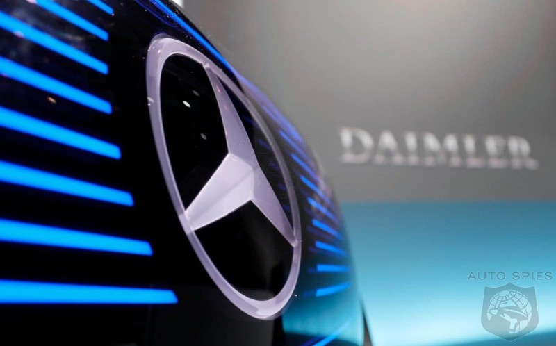 Daimler Joins BMW And Audi In Slashing Jobs Worldwide
