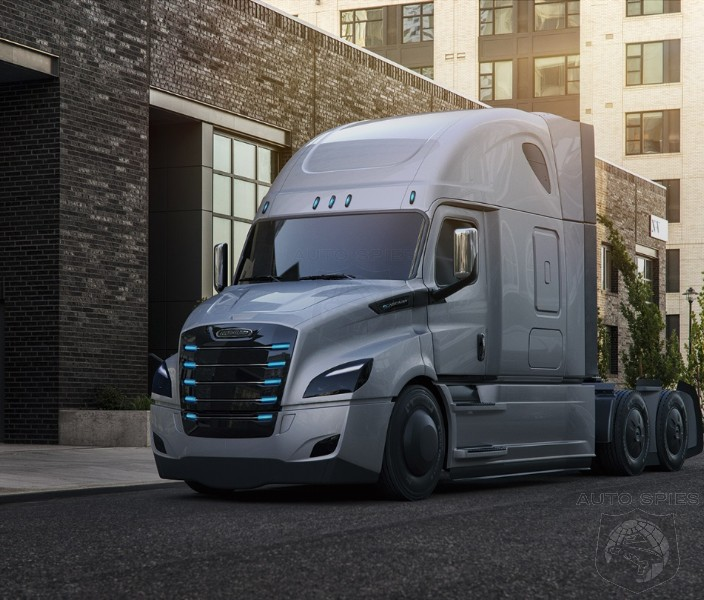 California Air Resources Board Mandates 100% Zero Emission Trucks By 2030
