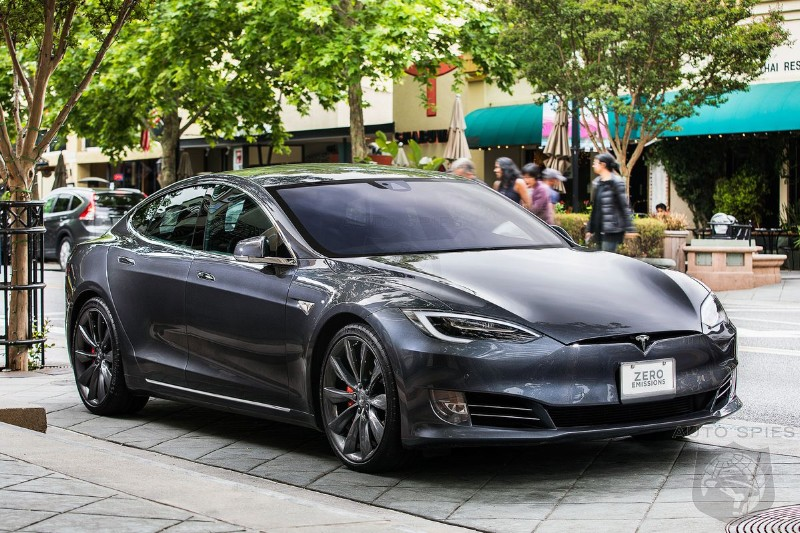 Tesla Updates Software To Preserve Battery Life - Owners Sue For Range Reduction