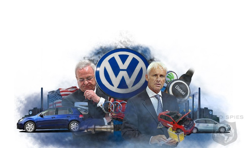 Securities and Exchange Commission Goes After Volkswagen For Massive Fraud