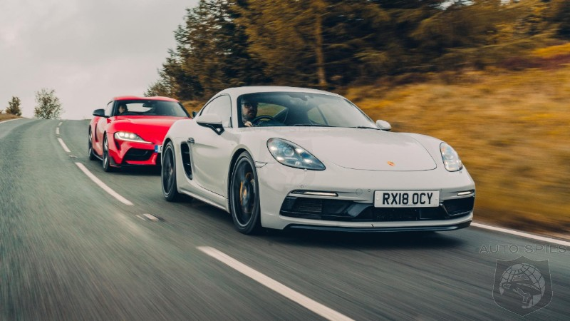 Toyota Supra Vs Porsche Cayman - Picking The Winner Is Harder Than You Think