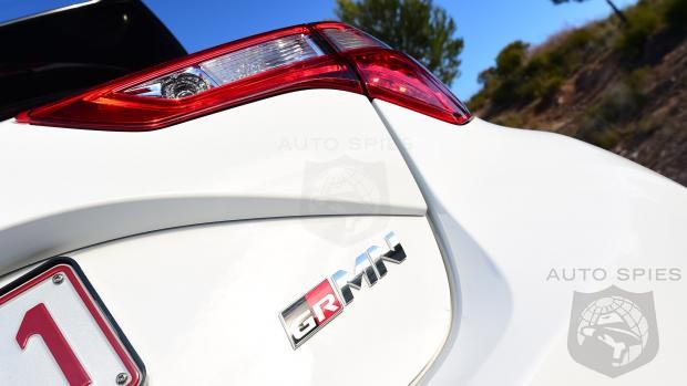 Toyota Positioning New GR Brand To Rival Mercedes AMG, BMW M, And Audi RS