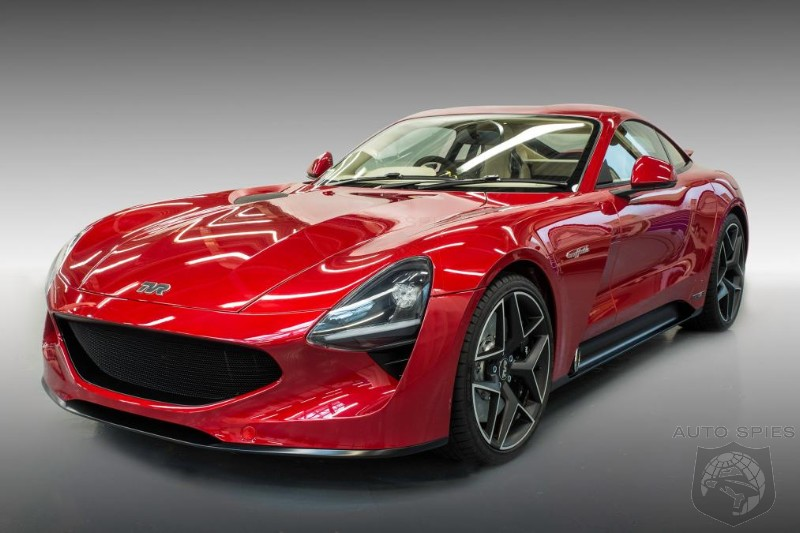 only real drivers needed tvr pulls covers off the 500 hp griffith muscle ca. Black Bedroom Furniture Sets. Home Design Ideas