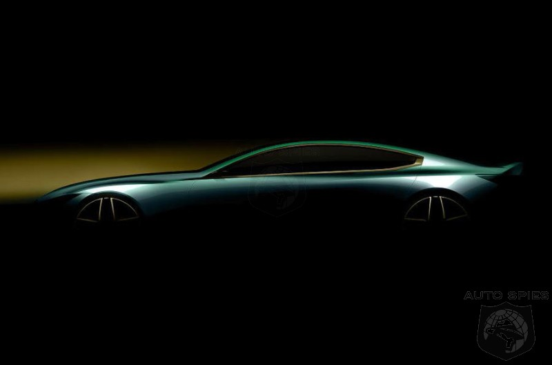 #GIMS: BMW Teases The 600HP Concept M8 Gran Coupe Ahead Of Geneva Debut