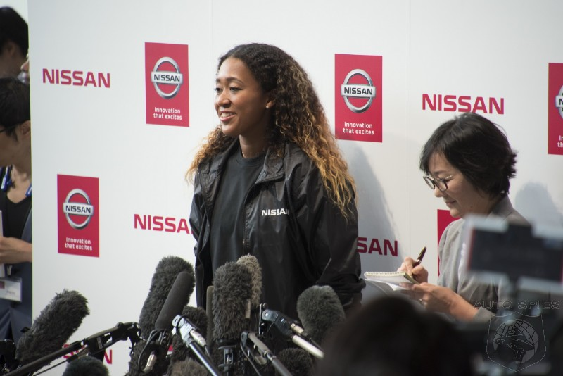Nissan Wisely Puts Serena Williams Incident In The Background And Names  Naomi Osaka As Brand Ambassador