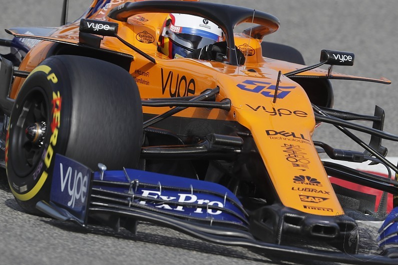 McLaren Pulls Out Of Australian Grand Prix After Team Member Falls Ill To Coronavirus