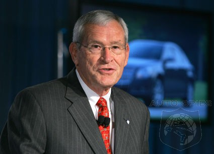 Former CEO Blames GM Bailout On Gutless Management