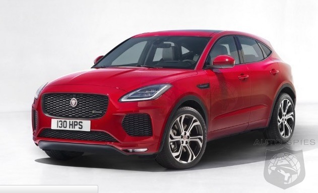 What Would Keep The New E-Pace From Becoming The Best Selling Jaguar Ever?