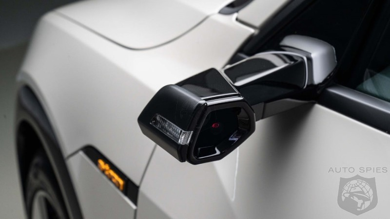 NHTSA Wants YOUR Opinion If Cameras Should Replace Side View Mirrors