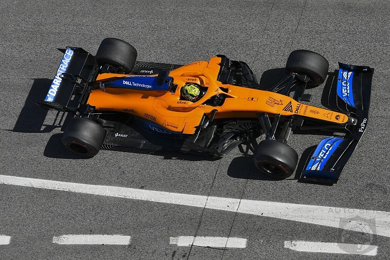 McLaren Looks To Sell Up To 30% Of Formula 1 Team