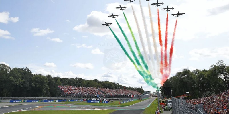 Formula 1 Still Considering Races Without Fans
