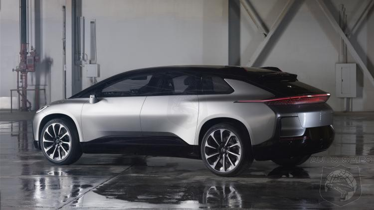 Cash Strapped Faraday Future Steals The Head Of The i Project From BMW To Lead FF 91 From Oblivion