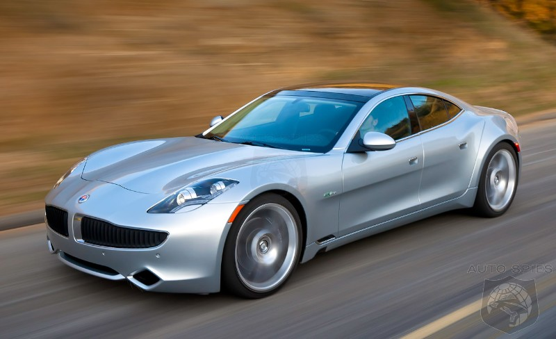 The Edsel Of The Segment?  Fisker Receives Bid Of Only $20 Million To Buy Company