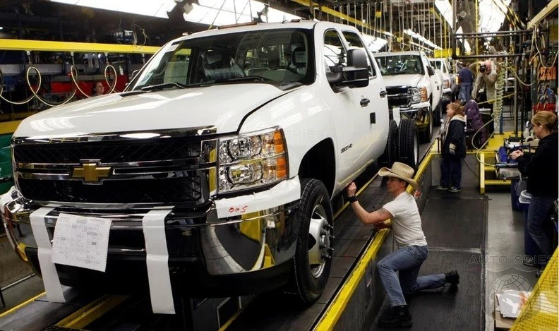 GM Opens Up 1,000 New Jobs To Laid Off Workers At Flint Michigan Truck Plant