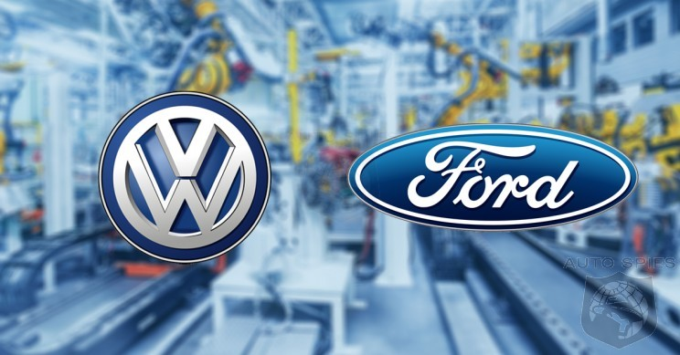 An Unlikely Alliance - Chairman Says Volkswagen And Ford Fit Together Well