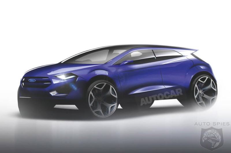 Mustang Like Mach 1 Crossover Edges Towards Reality