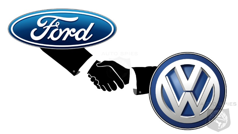 Volkswagen And Ford To Announce A Deeper Partnership Next Week