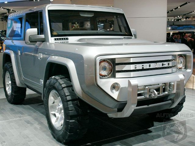 are they bringing back the ford bronco. Black Bedroom Furniture Sets. Home Design Ideas