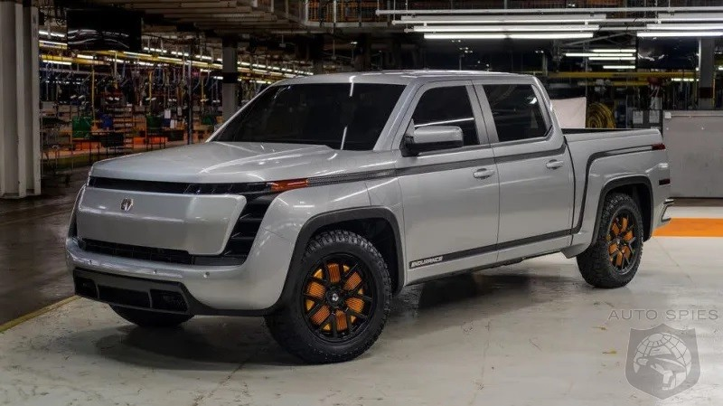 Lordstown Motors Beats Ford To The Punch - Debuts New Endurance EV Pickup For $52,500