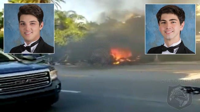 NTSB To Investigate Fiery Tesla Crash That Killed Two Teens
