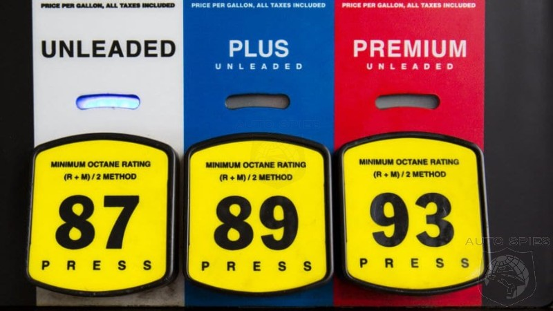 Pain At The Pump? GM Says All Gas Needs To Be 95 Octane To Meet Emission Standards