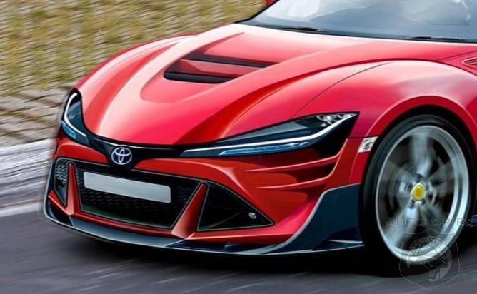 If Toyota's Miata Rival Looks Like THIS, Would You Put One In Your Garage?