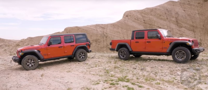 Jeep Gladiator Vs. Wrangler Unlimited Comparison - Which One Gets YOUR Vote?