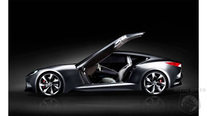#CES2017: Genesis Goes For The Jugular - Announces New Rear-Wheel Drive Sports Car