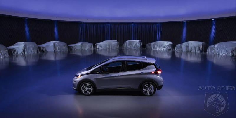 GM Commits To 30 New EV Vehicles By 2025