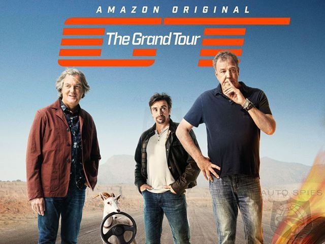 Amazon's The Grand Tour May May the Jump To Traditional American TV