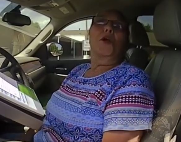VIDEO: Granny Got Run Over By A TAZER