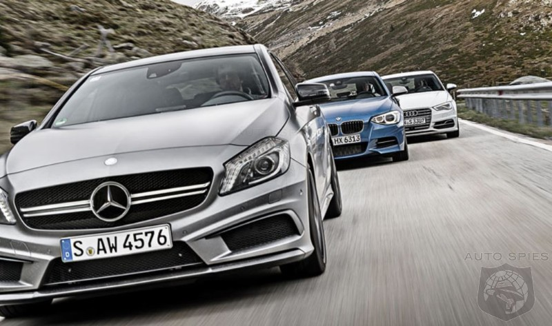 Battle Of The Half Pints: Mercedes A45 AMG vs Audi S3 vs BMW M135i - Which Is Best?