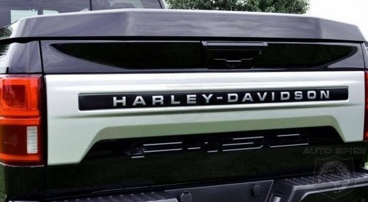 What Would Happen If Harley-Davidson Branded An Entire Line Of Trucks And SUVs?