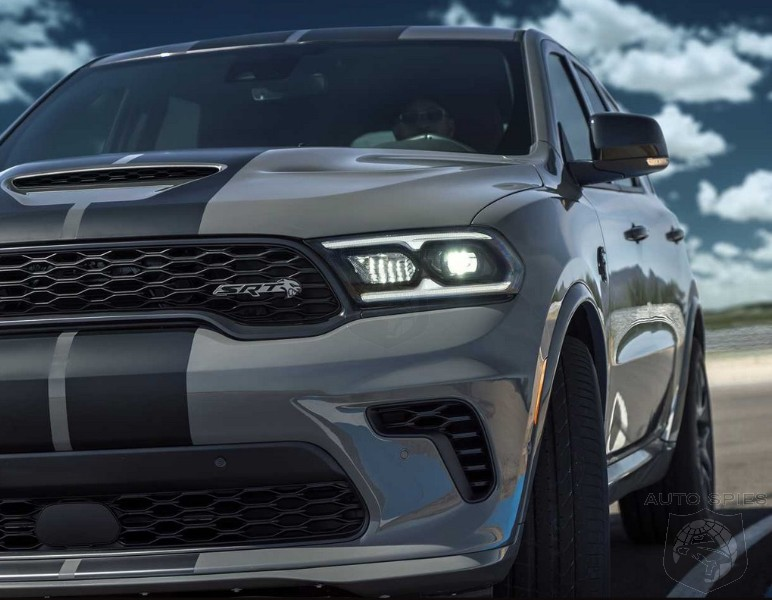 Dodge Turns Up The Heat With The 707HP 2021 Durango SRT Hellcat