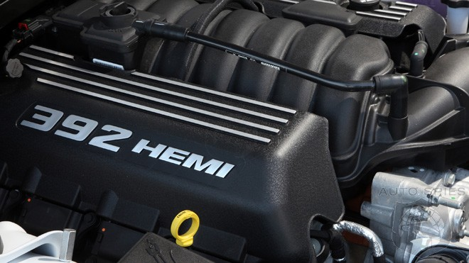 Chrysler Had At Work On Developing 6.2 Liter Supercharged Hellcat V8